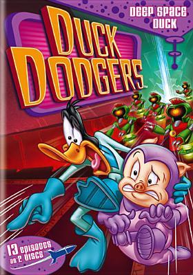DUCK DODGERS:DEEP SPACE DUCK SEASON 2 BY DUCK DODGERS (DVD)